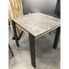 Table haute Céramique