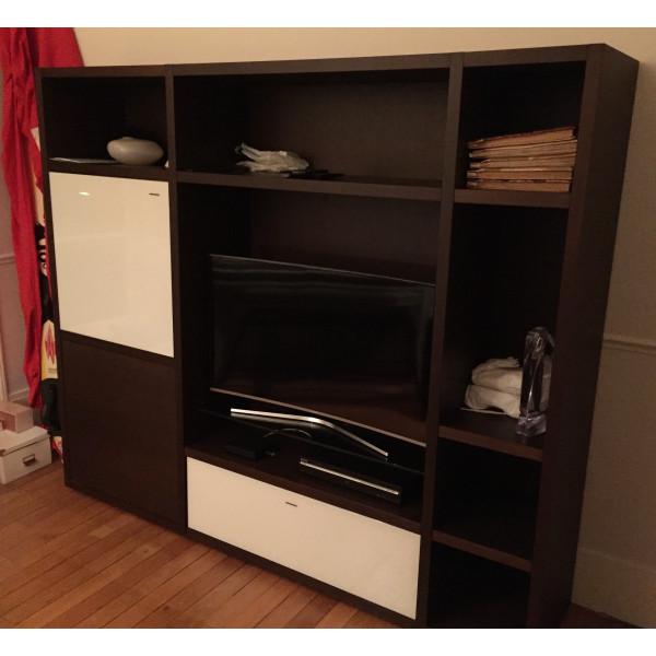 Biblioth que ligne roset so chic so design - Meuble tv ligne roset ...