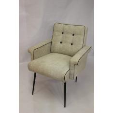 Restored vintage armchair 1970s