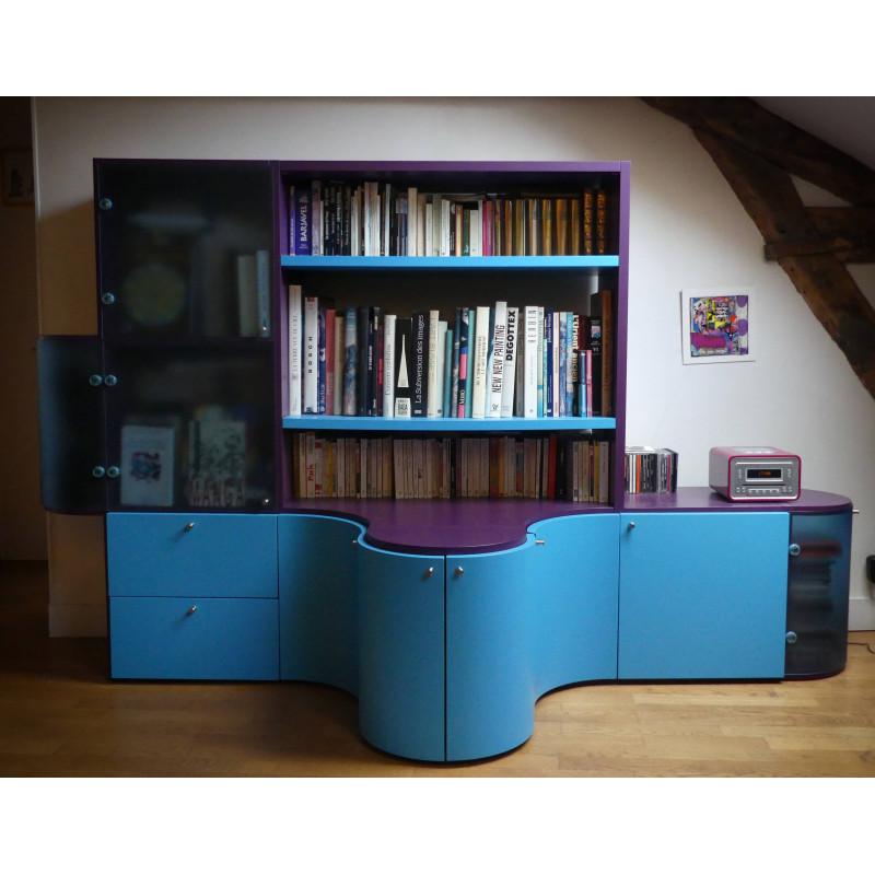 Massimo Morozzi Design.Preloved Massimo Morozzi Library