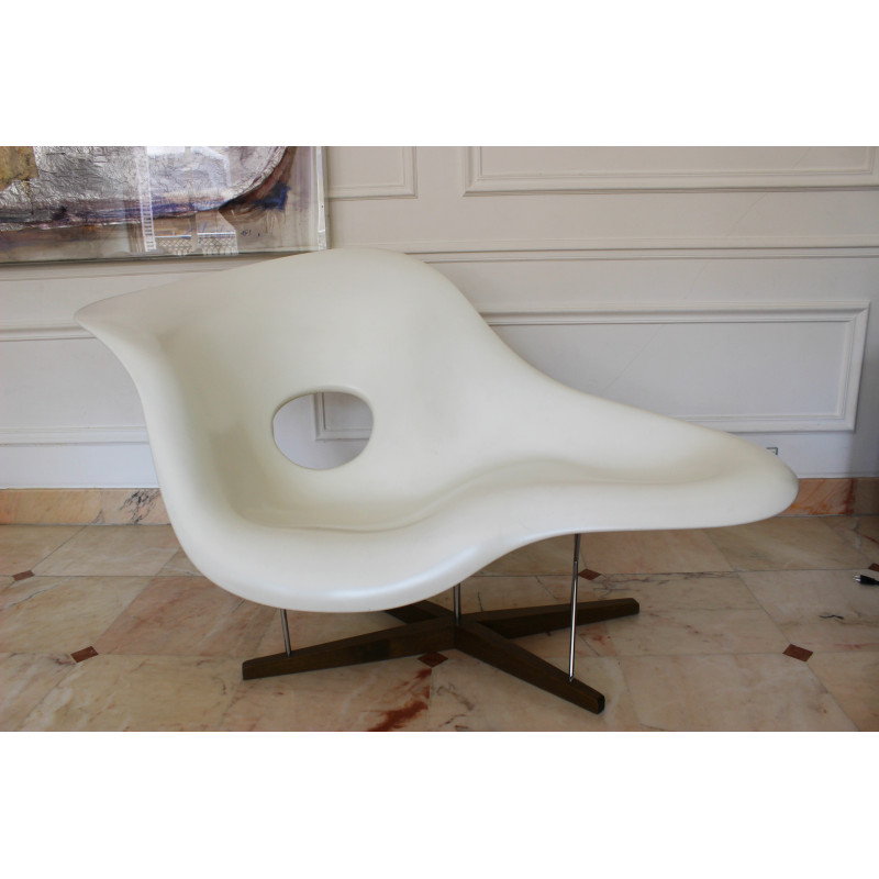 Fauteuil la chaise charles et ray eames vitra occasion - Chaise charles et ray eames ...