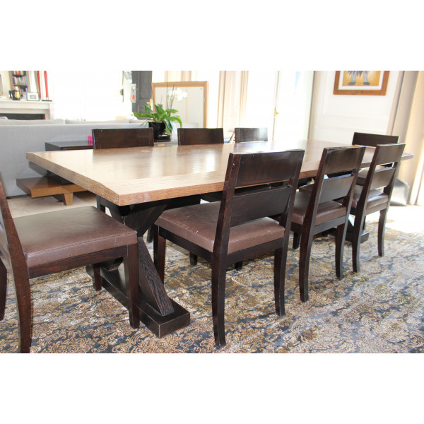 Second Hand Clive Christian Kitchen: Beautiful Preloved Dining Table By Christian Liaigre