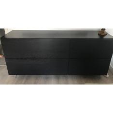 Buffet Lugano BO CONCEPT Chêne Noir