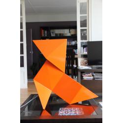 Lampe Origami Cocotte Léonie
