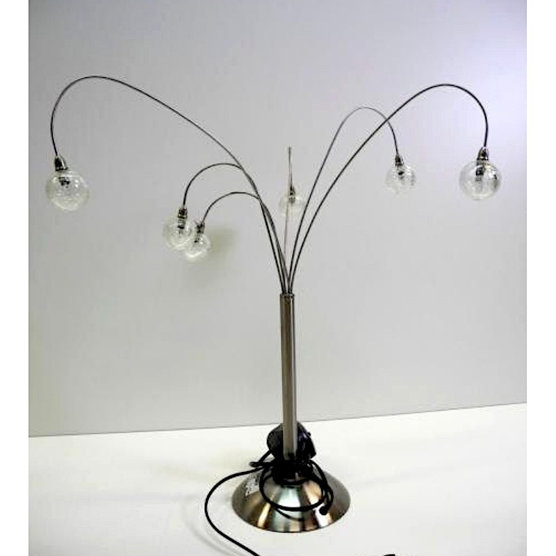 Swing 6 arms table lamp by Jan des Bouvrie