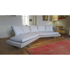 Arne beige sofa by Antonio Citterio for B&B