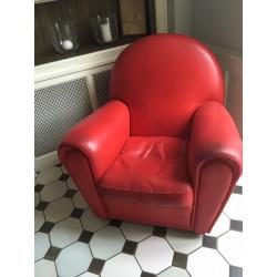 Vanity Fair armchair by Poltrona Frau