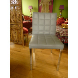 Lot of 4 chairs by Roche Bobois