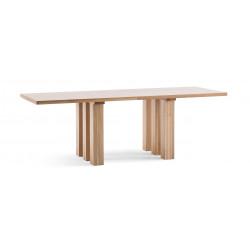 Table de salle à manger modèle Basilica par Mario Bellini pour Cassina