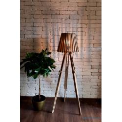 Kyoto – Tripod wooden lamp