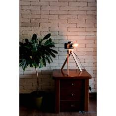 Toyama – Lampe trepied originale