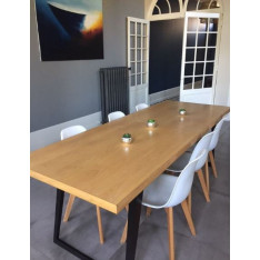 Gilliana Ampm extending table