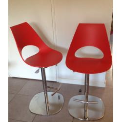 Shark bar stool by Bontempi Casa