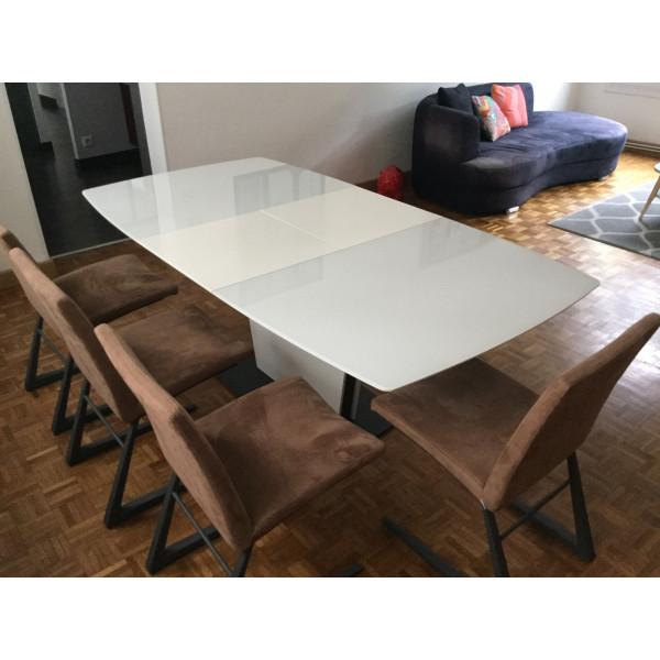 4 chaises boconcept so chic so design - Chaises bo concept ...