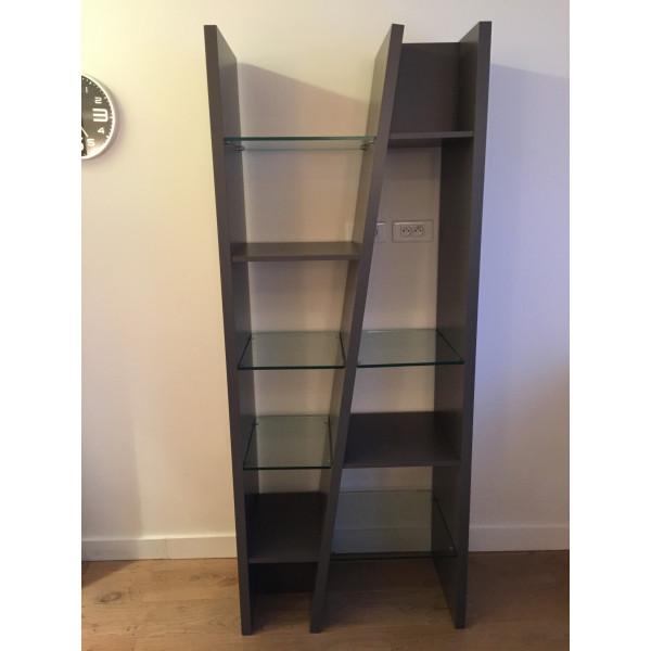 Biblioth que design de chez gautier fabricant de meubles for Bibliotheque meuble contemporain