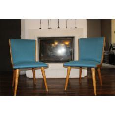 Pair of vintage chairs 50 years