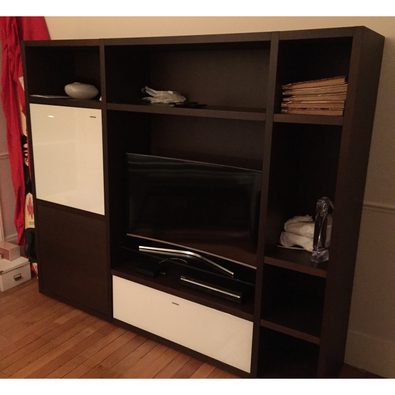 Furniture composition bookcase Ligne Roset