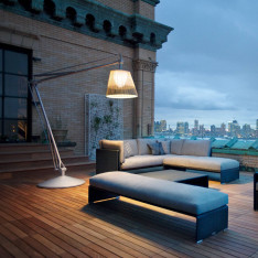 Superarchimoon Floor Lamp by Phillipe Starck