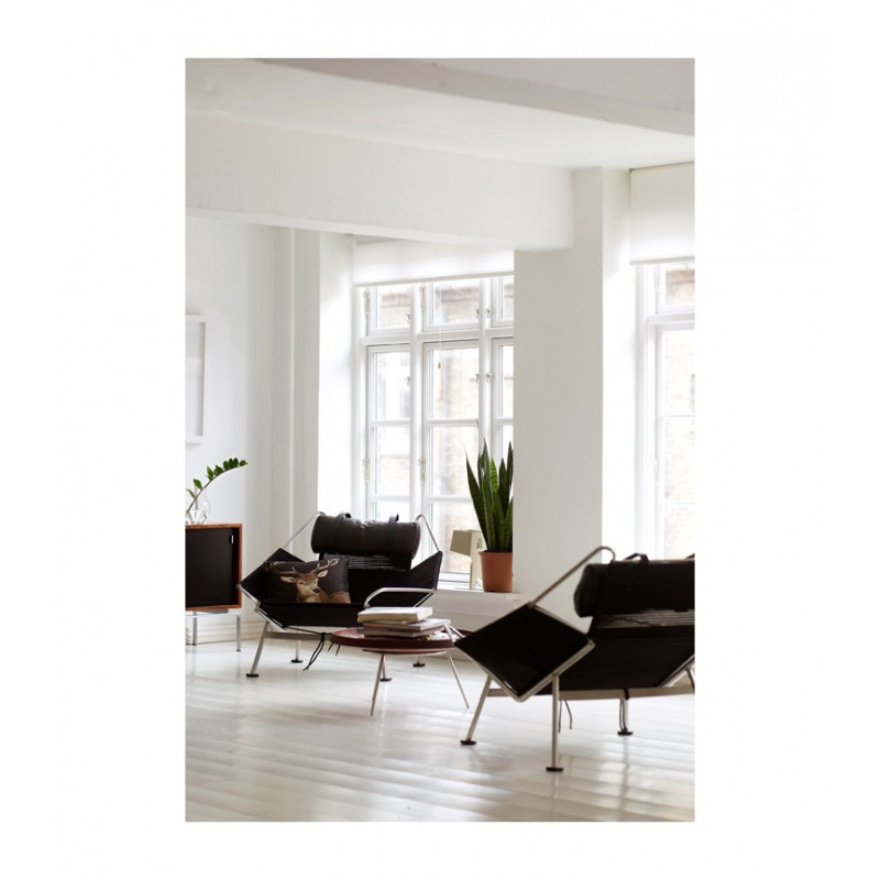 The Flag Halyard Chair by Hans Wegner