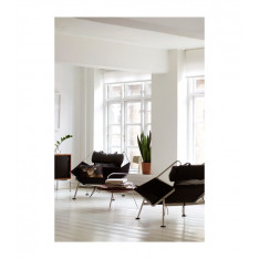 The Flag Halyard Chair par Hans Wegner