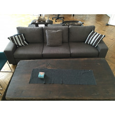 3- seater sofa set and 2 armchairs by Basix