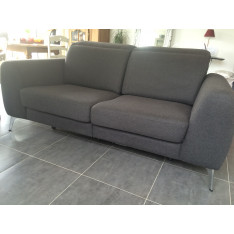Madison dark gray sofa BoConcept