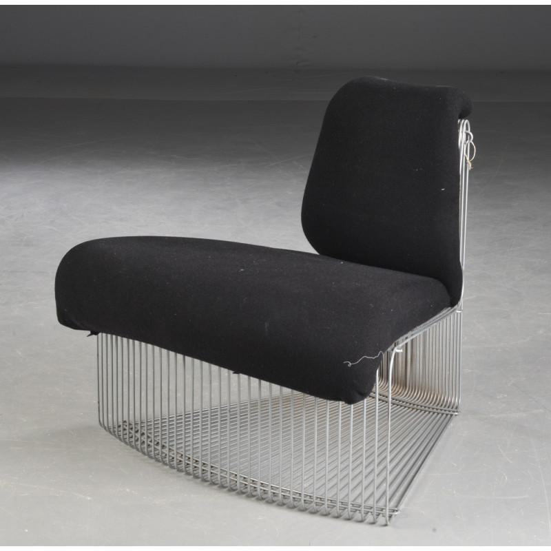 Modular armchair by Verner Panton