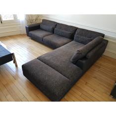 Eclipse collection corner sofa by Roche Bobois