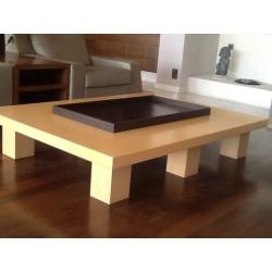 Table basse Camphere par Christian Liaigre