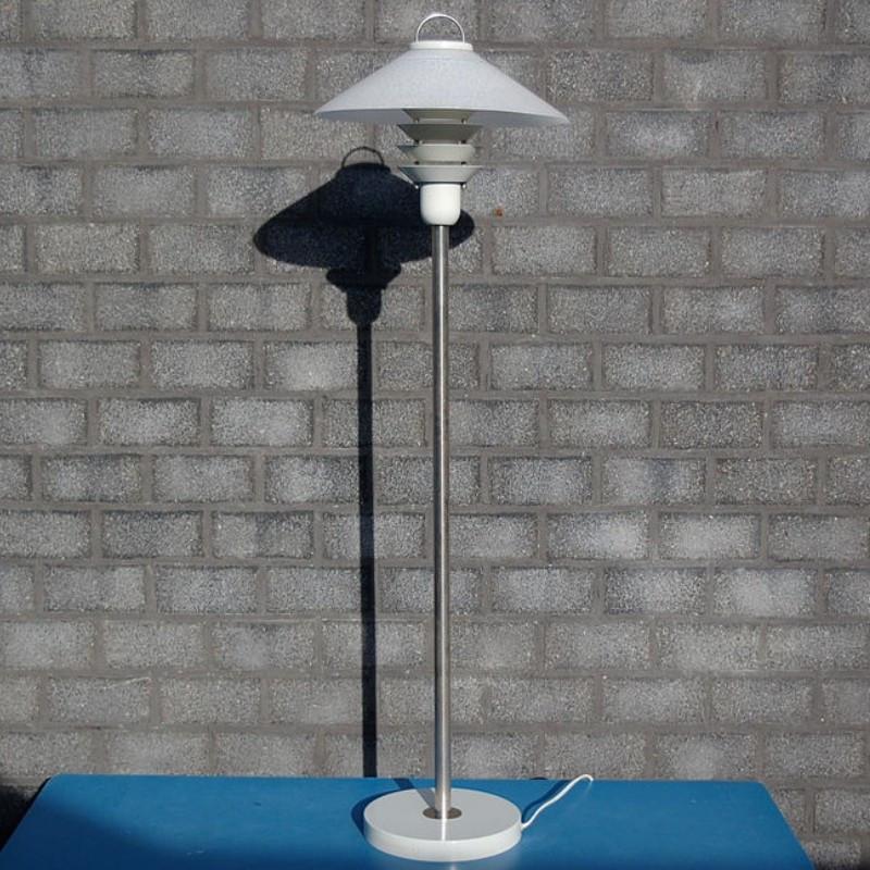 Lampe sur pied design scandinave des années 1970