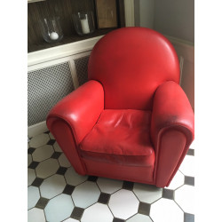Vanity Fair armchair by Poltrona Frau