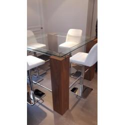 Table haute mange debout Roche Bobois