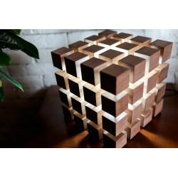 5ème dimension – Lampe cube design original