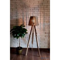 Kyoto – Lampe Trépied en bois