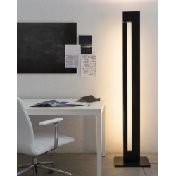 Ara Floor lamp in anthracite color by Ara Wall