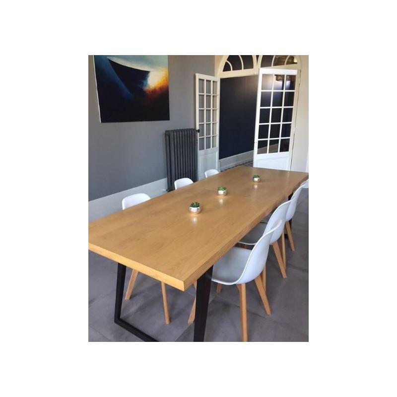Gilliana Ampm extending table