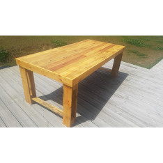 Esprit wooden table
