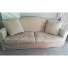 3 seater sofa Christian Liaigre