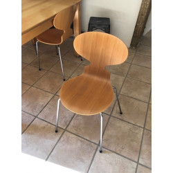 Bulthaup table and Fourmi chairs