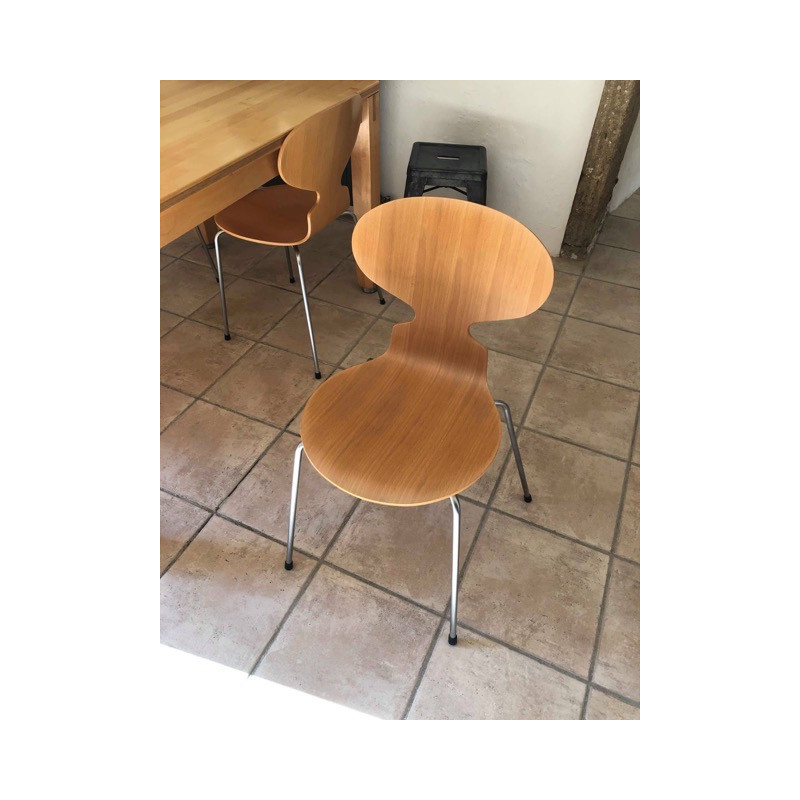Bulthaup table and Fourmi chairs