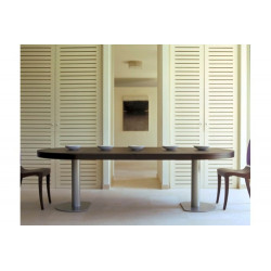 Dining table LIGNE ROSET - CRAFT