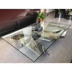 Table basse voile