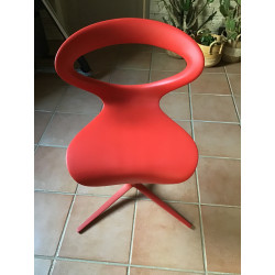 6 chaises design