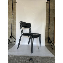 Chaise Luxembourg noire